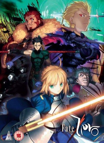 Fate Zero Pt 1 - Collector's Edition
