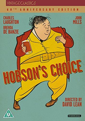 Hobson's Choice - 60th Anniversary Edition