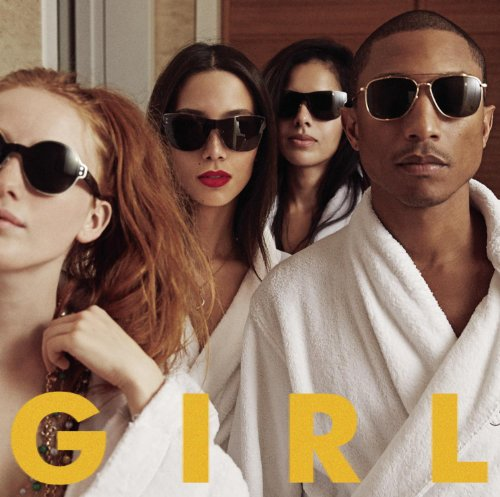 Pharrell Williams - G I R L By Pharrell Williams