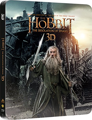 The Hobbit: The Desolation Of Smaug - Limited Edition Steelbook  [20