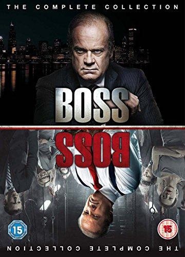 Boss Complete Season 1 and 2
