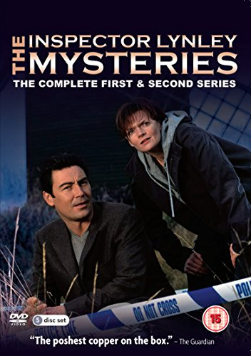 The Inspector Lynley Mysteries Series 1 & 2
