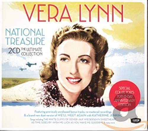 Vera Lynn - National Treasure - The Ultimate Collection By Vera Lynn