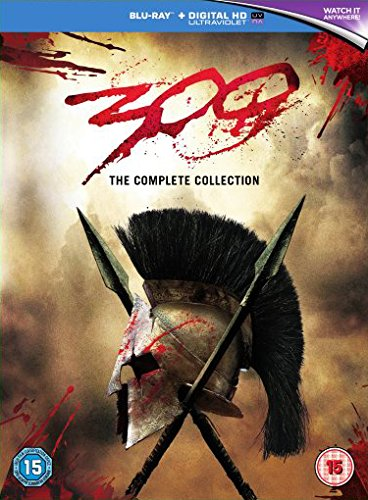 300 / 300: Rise of an Empire Double Pack