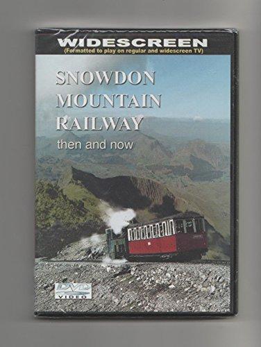 SNOWDON MOUNTAIN RAILWAY THEN AND NOW