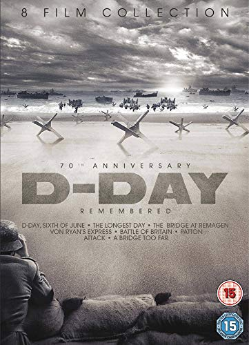 D-Day Remembered - 8-Film Collection