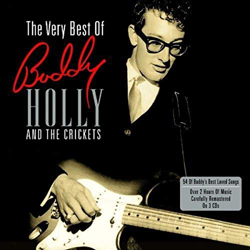 Buddy Holly - The Very Best Of Buddy Holly By Buddy Holly