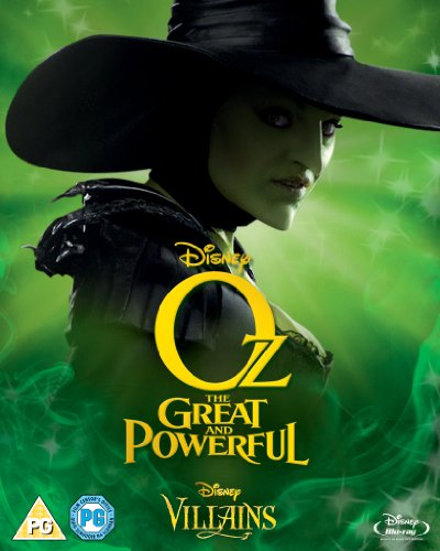 Oz: The Great & Powerful (2013) (Special Edition Artwork Sleeve)