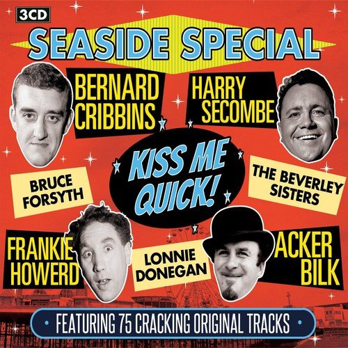 Various Artists - Seaside Special - Kiss Me Quick! By Various Artists