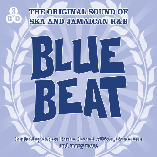 Various Artists - Blue Beat By Various Artists