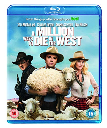 A-Million-Ways-to-Die-in-the-West-Blu-ray-Region-Free-CD-GCVG-The-Fast