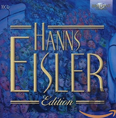 Various Artists - Hanns Eisler Edition By Various Artists