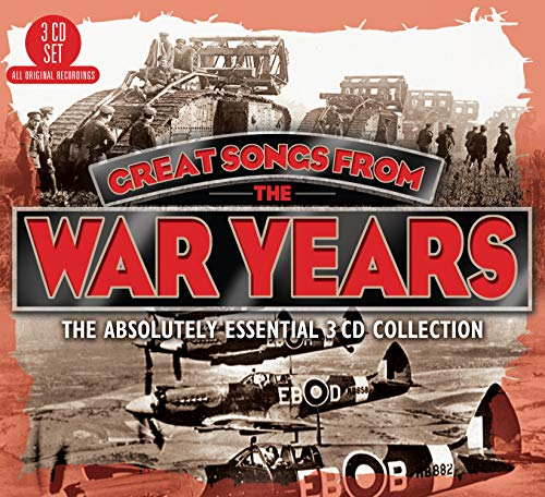 Various Artists - Great Songs From The War Years By Various Artists