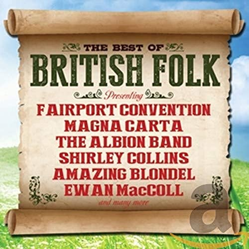Various Artists - The Best Of British Folk By Various Artists