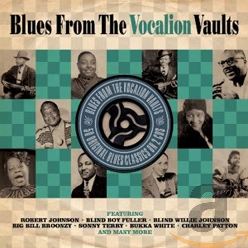 Blues From The Vocalion Vaults By Various Artists