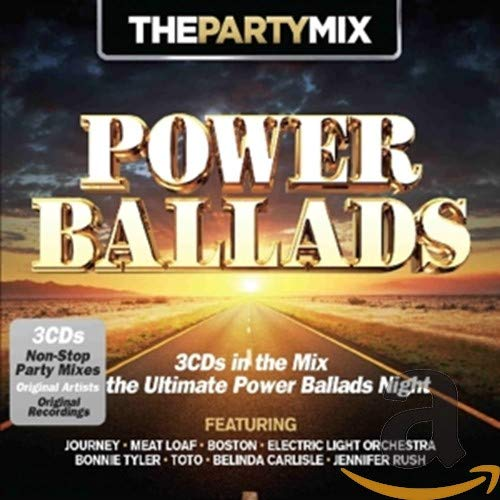 Various Artists - The Party Mix - Power Ballads By Various Artists