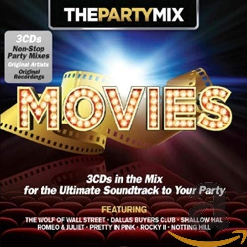 Various Artists - The Party Mix - Movies