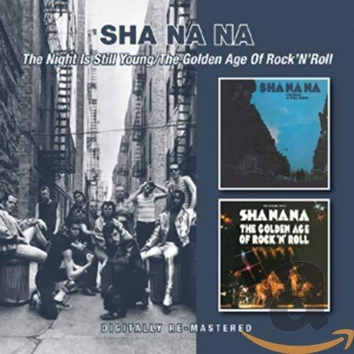 Sha Na Na - Night Is Still Young / The Gol By Sha Na Na