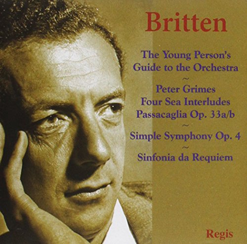 Various - Britten: The Young Person's Guide To The Orchestra/...