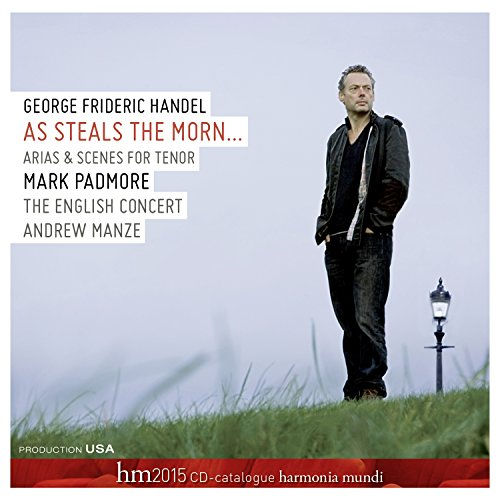The English Concert - Handel: As Steals the Morn (2015 Catalogue CD)