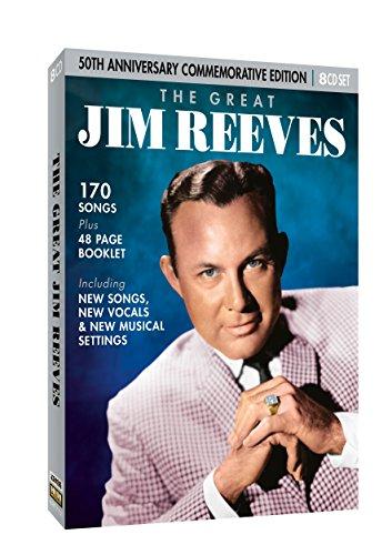 Jim Reeves - The Great Jim Reeves 8CD Set By Jim Reeves