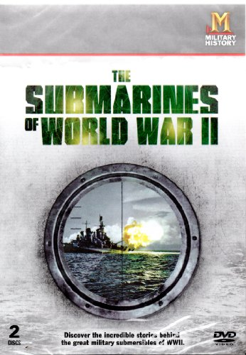 The Submarines Of World War II