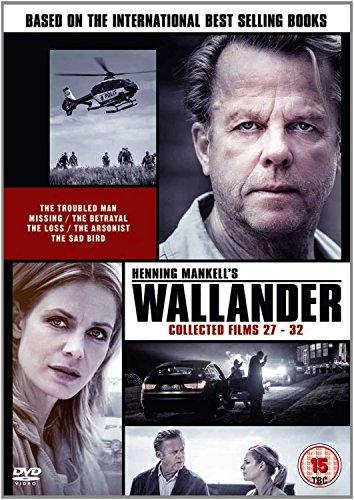 Wallander Collected Films 27-32 (The Final Season)