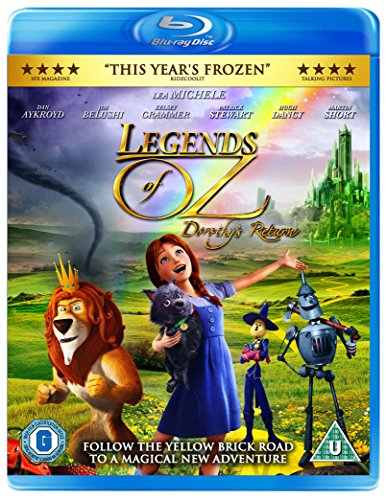 Legends of Oz - Dorothy's Return