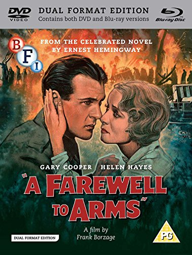 A Farewell To Arms (DVD + Blu-ray)