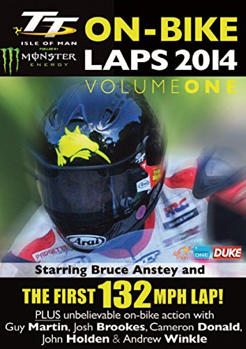 On-Bike Laps 2014: Volume 1