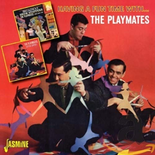 The Playmates - Having a Fun Time With... By The Playmates