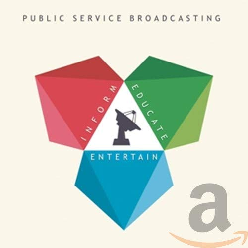 Public Service Broadcasting - Inform Educate Entertain (Jewel Case Version) By Public Service Broadcasting