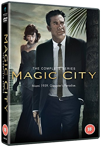 Magic City Complete Seasons 1 and 2