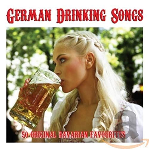 Various Artists - German Drinking Songs By Various Artists