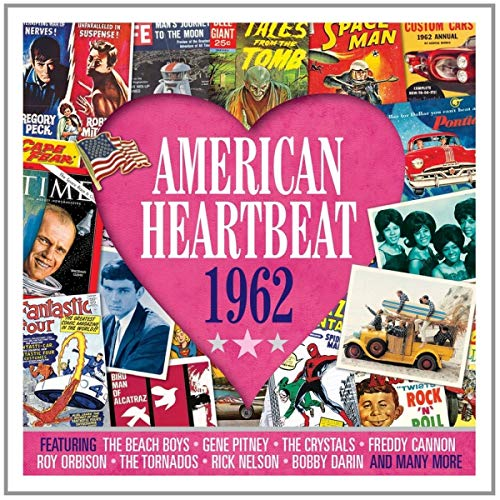 Various Artists - American Heartbeat 1962