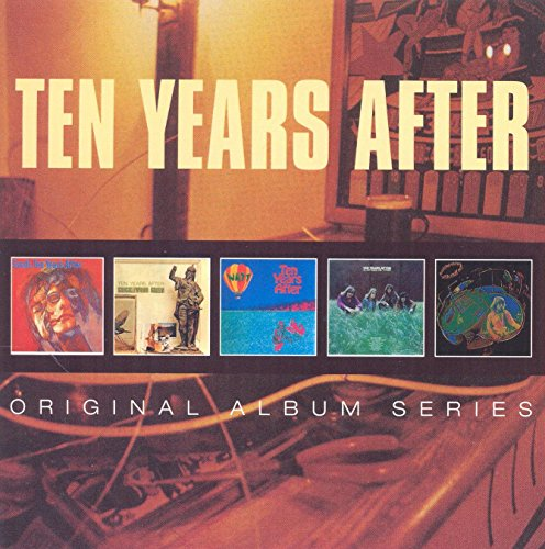 Ten Years After - Original Album Series By Ten Years After