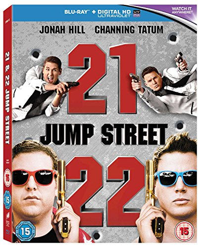 21 Jump Street/22 Jump Street Double Pack