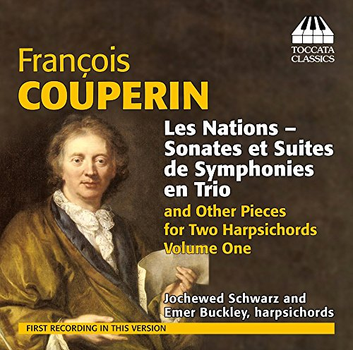 Emer Buckley - Couperin: Harpsichord Works  [Toccata Classics: TOCC By Emer Buckley