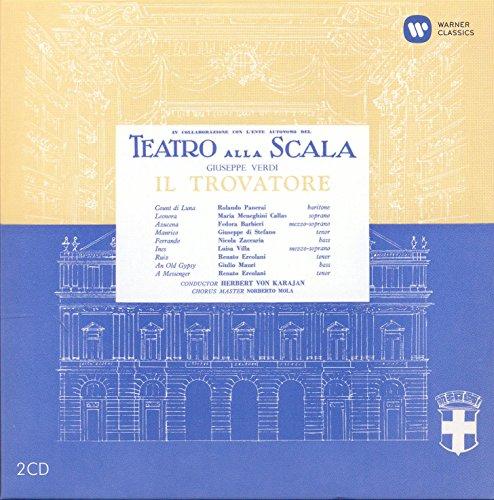 Herbert von Karajan - Il Trovatore (1956) - Maria Callas Remastered By Herbert von Karajan