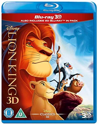 The Lion King (Blu-ray 3D)