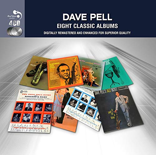 Pell, Dave - 8 Classic Albums By Pell, Dave