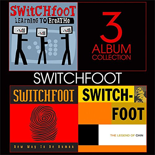 Switchfoot - Switchfoot 3 Album Collection 3CDs