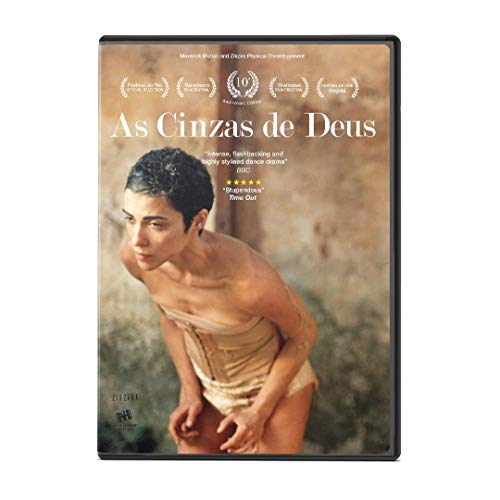 Ashes of God (as Cinzas De Deus) Collector's Edition Dance DVD-Brazilian Contemporary Dance Film wit