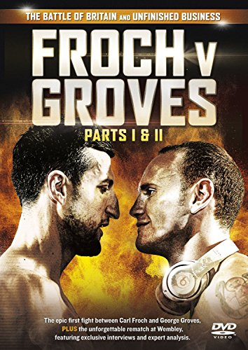 Froch v Groves I & II (Battle Of Britain & Unfinished Business)