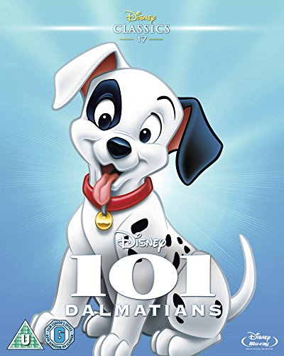 101 Dalmatians (1961) (Limited Edition Artwork Sleeve)