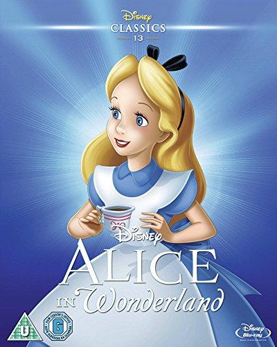 Alice in Wonderland (1951) (Limited Edition Artwork Sleeve)