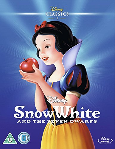 Snow White (1937) (Limited Edition Artwork Sleeve)