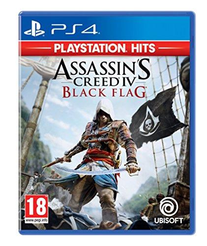 Assassin's Creed Playstation Hits Black Flag (PS4)