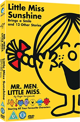 Mr Men And Little Miss: Little Miss Sunshine Brings A Smile And 12 Other Stories