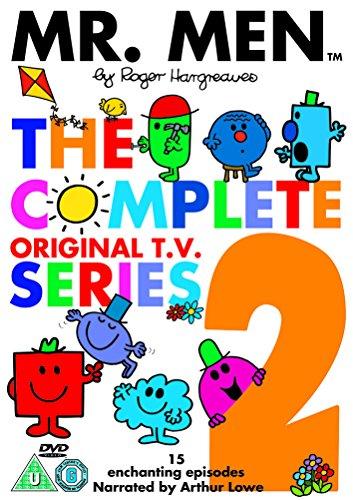 Mr. Men: The Complete Original TV Series 2
